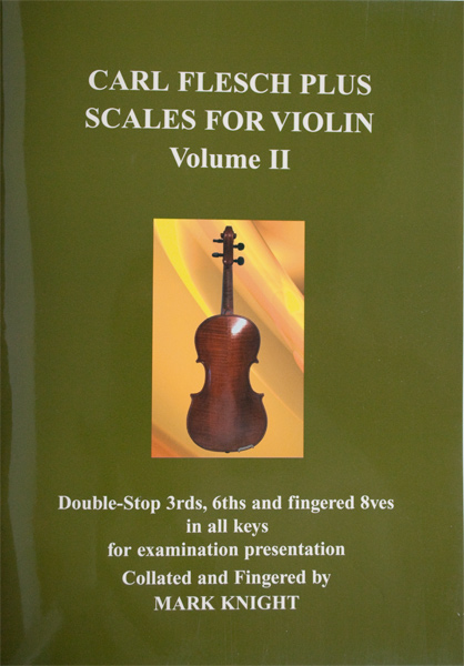 Carl Flesch Plus Scales for Violin Volume II, images/images/mk9.jpg
